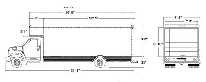 U Haul Trucks